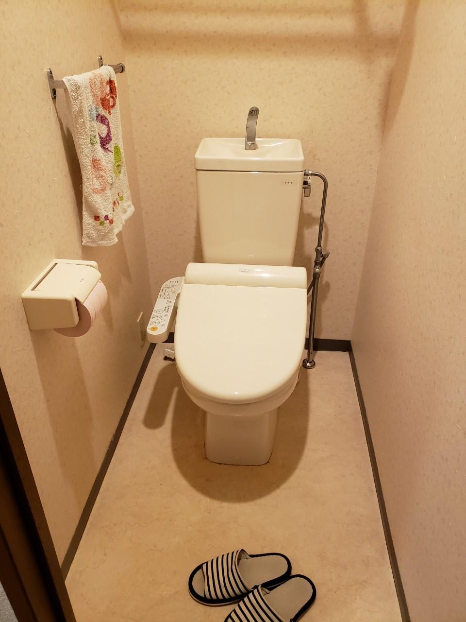 M様邸トイレ施工前