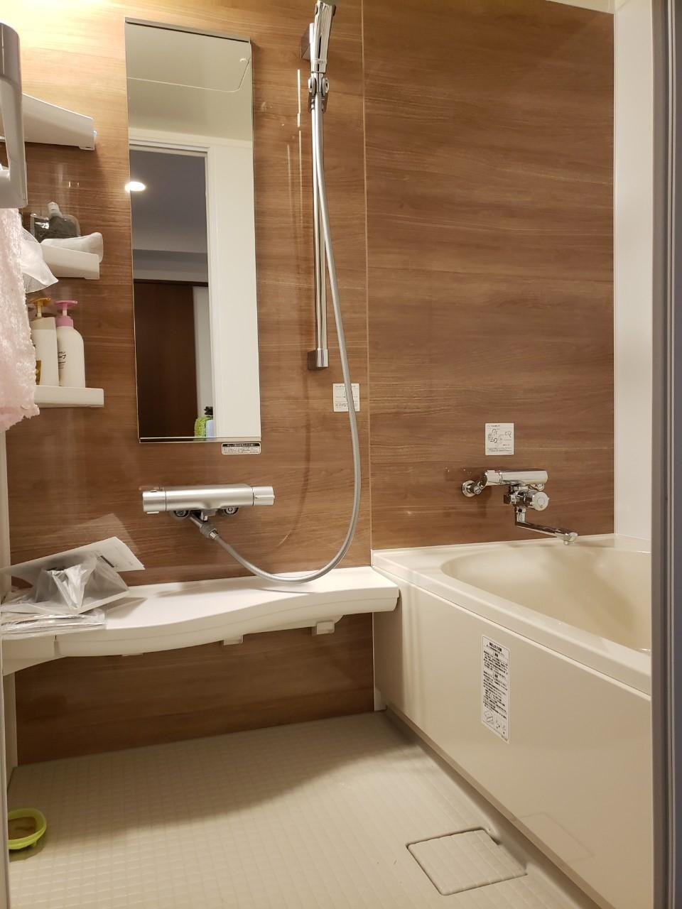 M様邸浴室施工後