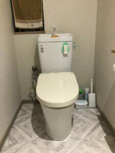中間様邸 南区 トイレ